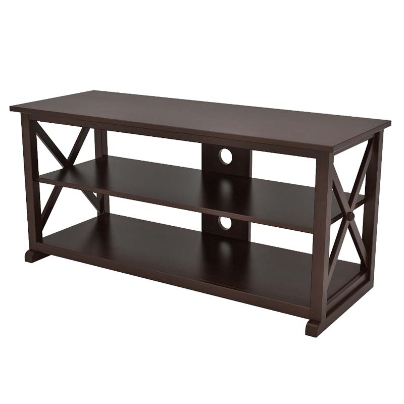 Amazing Preferred Expresso TV Stands With Z Line Designs Royce 60 Inch Tv Stand Espresso Zl8090 48su (View 18 of 50)