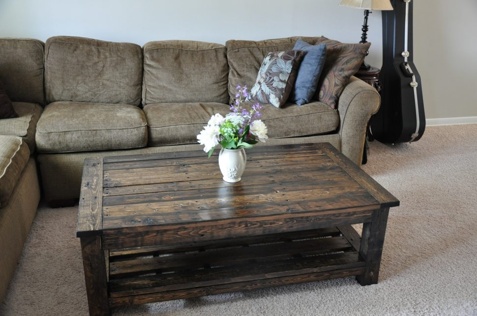 Amazing Preferred Large Rustic Coffee Tables Inside Furniture Home Rustic Coffee Table Set Furniture Designs (View 24 of 50)