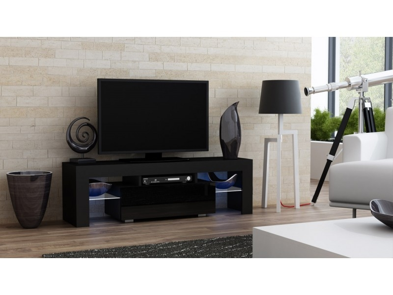 Amazing Preferred Milano TV Stands For Milano 130 Width Tv Stand Concept Muebles (Image 2 of 50)