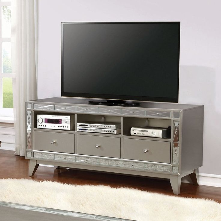 Featured Image of Silver TV Stands