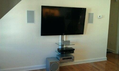 Amazing Preferred TV Stands Over Cable Box Within Tv Stand Cable Box Shelf Tv Cable Box Holder 1 Glass Shelf Wall (Image 3 of 50)
