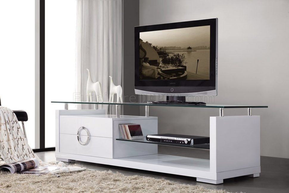 Amazing Premium Classy TV Stands Regarding Bedroom Tv Stand For Bedroom With Glass Shelves Bedroom Tv Stand (View 6 of 50)