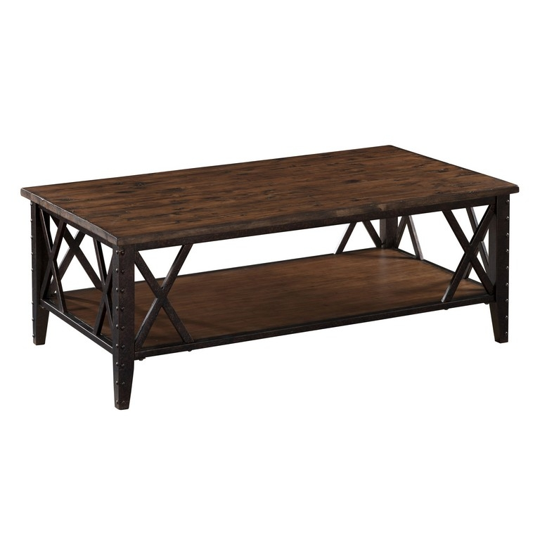 Amazing Premium Dark Wood Square Coffee Tables Throughout Furniture Narrow Hallway Console Cabinet Square Coffee Tables (Image 6 of 50)