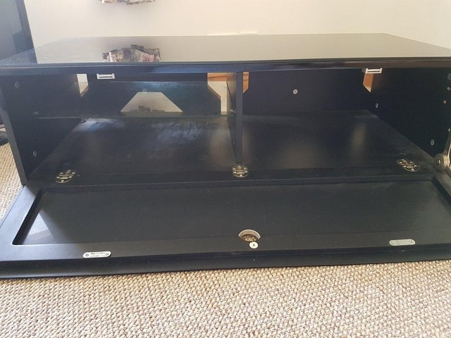 Amazing Premium Glass Front TV Stands For Tv Unit Second Hand Household Furniture Buy And Sell In (Image 2 of 50)