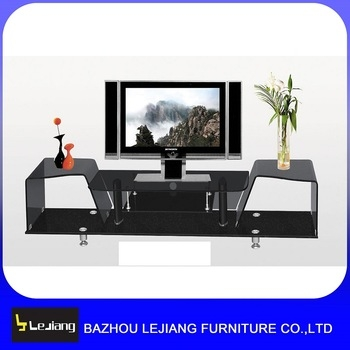 Amazing Premium Modern Glass TV Stands Inside Modern Glass Tv Stand Showcase Buy Tv Standglass Tv Stand (Image 2 of 50)