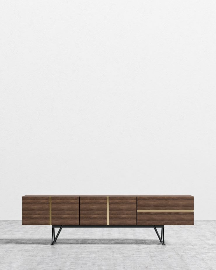 Amazing Premium Modern TV Stands For Modern Tv Stands Contemporary Rove Concepts (View 32 of 50)