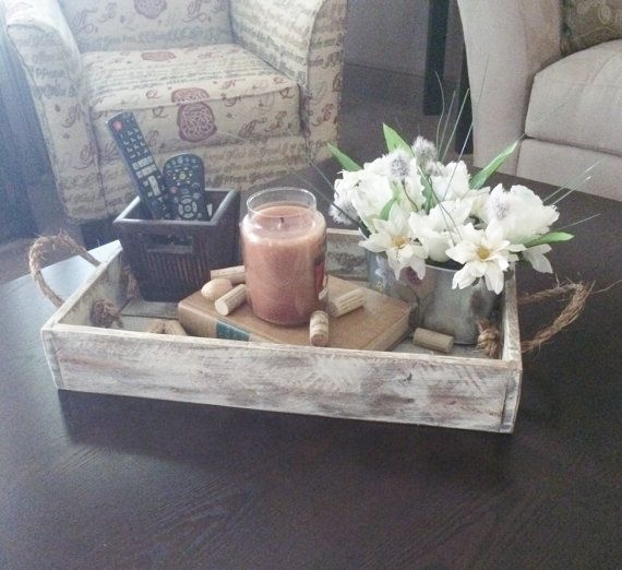 Amazing Premium Rustic Christmas Coffee Table Decors Regarding Best 25 Rustic Wood Tables Ideas On Pinterest Diy Table Diy (Image 5 of 50)