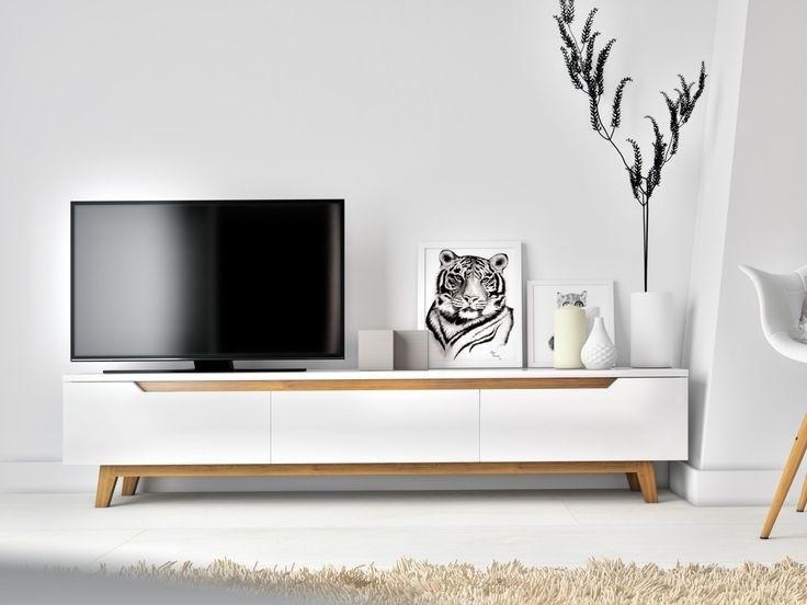 Amazing Premium Scandinavian Design TV Cabinets With Regard To Best 25 Scandinavian Media Storage Ideas On Pinterest (Image 5 of 50)
