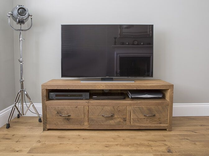 Amazing Premium TV Stands 100cm Wide Inside Best 25 Wooden Tv Stands Ideas On Pinterest Mounted Tv Decor (View 12 of 50)