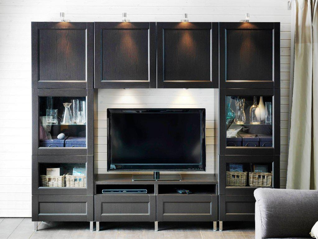 Amazing Premium White Painted TV Cabinets Inside Tv Stands Incredible Ikea Expedit Tv Stand 2017 Design Ikea (View 36 of 50)