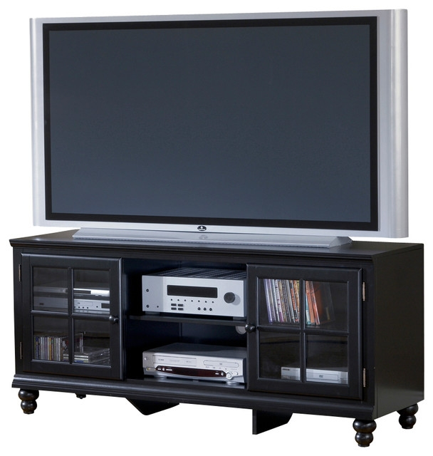 Amazing Series Of 61 Inch TV Stands Intended For Hillsdale Grand Bay 61 Inch Entertainment Console In Warm Brown (Image 2 of 50)