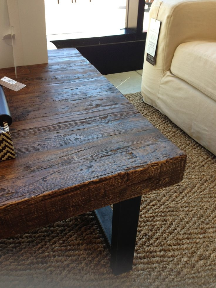 Amazing Series Of Chunky Wood Coffee Tables With Regard To Best 20 Wood Coffee Tables Ideas On Pinterest Coffee Tables (Image 2 of 50)