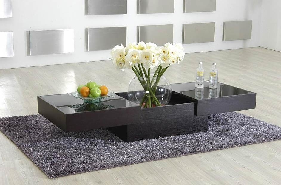 Amazing Series Of Modern Coffee Tables Throughout Modern Coffee Table Vg11 Contemporary (Image 2 of 40)