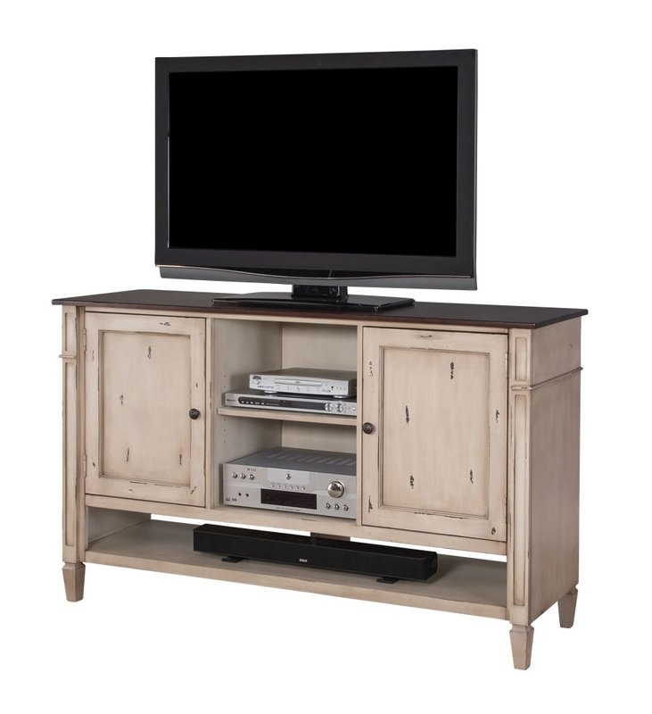 Amazing Series Of Sideboard TV Stands Throughout Kathy Ireland Home Martin Furniture Eclectic Deluxe 60 Tv (View 19 of 50)