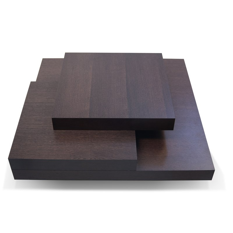 Amazing Series Of Square Coffee Tables Within Modern Square Coffee Tables Allmodern (Image 5 of 50)