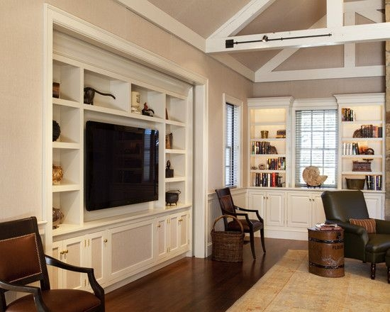 Amazing Series Of Traditional TV Cabinets Within 43 Best Family Room Built Ins Ideas Images On Pinterest Built (Image 4 of 50)
