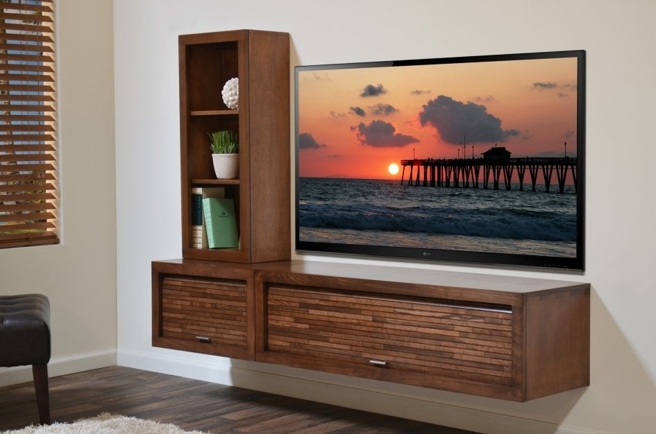 Amazing Series Of Wall Mounted TV Stands For Flat Screens With Regard To Contemporary Tv Cabinets For Flat Screens Roselawnlutheran (Image 2 of 50)