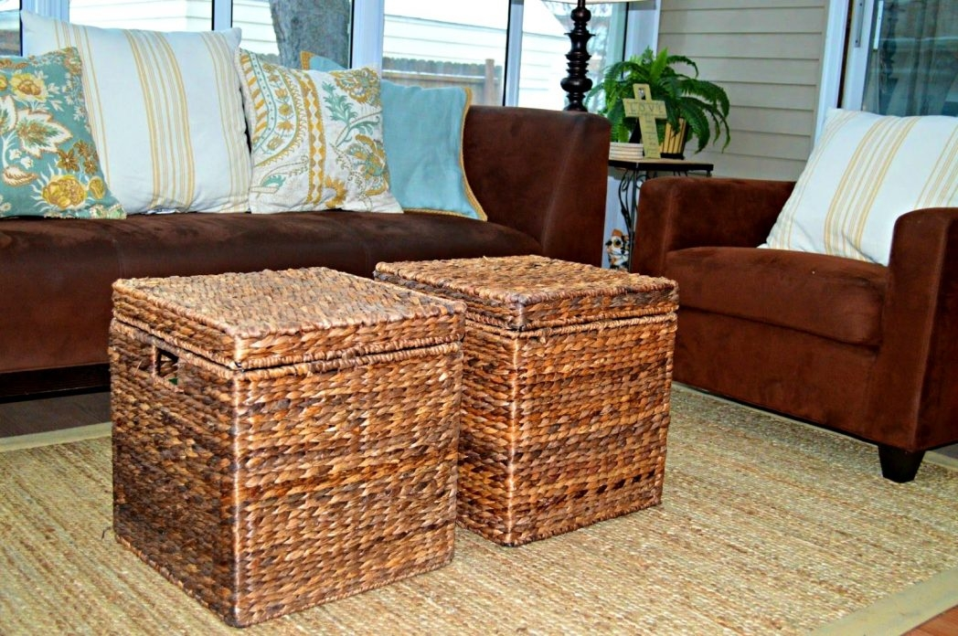 Amazing Series Of White Coffee Tables With Baskets For White Coffee Table With Baskets Coffee Tables Thippo (Image 6 of 40)