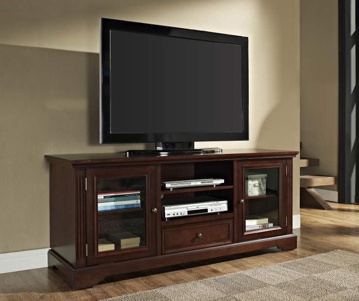 Amazing Top Big TV Stands Furniture Inside Best 20 Walnut Tv Stand Ideas On Pinterest Simple Tv Stand Tv (Image 3 of 50)