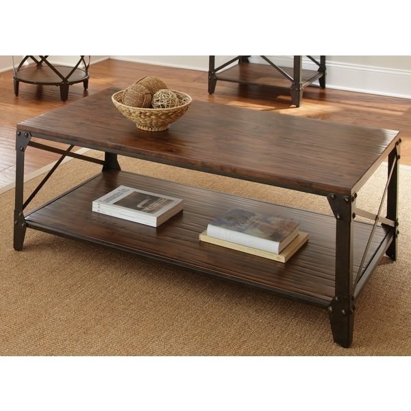 Amazing Top Birch Coffee Tables Pertaining To Tough Wood Coffee Tables (Image 4 of 50)