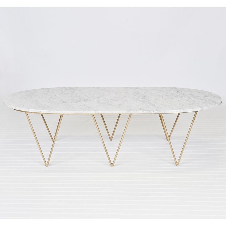 Amazing Top Oval White Coffee Tables Regarding 56 Best Marble Coffee Tables Images On Pinterest Marble Coffee (Image 3 of 50)