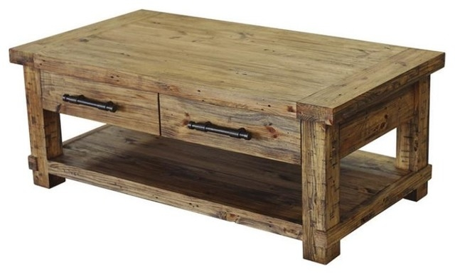 Amazing Top Pine Coffee Tables Throughout Pine Coffee Table (View 20 of 50)