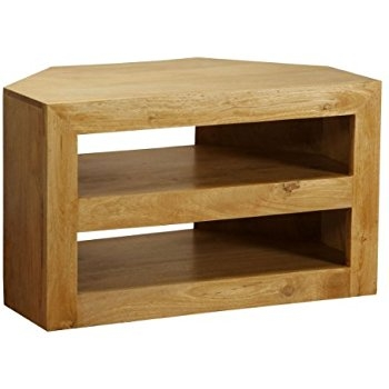 Amazing Top Real Wood Corner TV Stands In Oak Tv Corner Cabinet Bar Cabinet (Image 2 of 50)