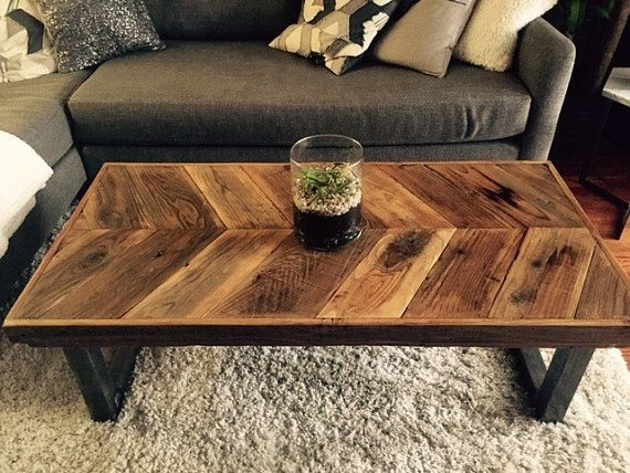 Amazing Top Reclaimed Wood And Glass Coffee Tables Regarding Best 25 Coffee Tables Ideas Only On Pinterest Diy Coffee Table (View 29 of 50)