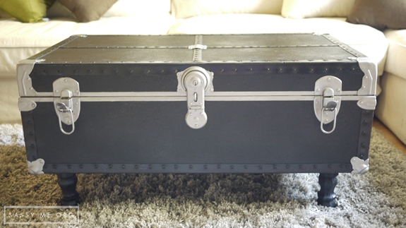 Featured Image of Silver Trunk Coffee Tables