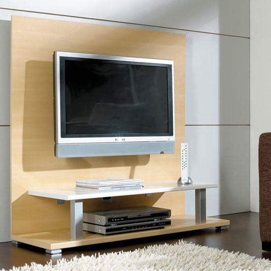Amazing Top Stands Alone TV Stands With Regard To Build A Tv Stand Remesla (Image 4 of 50)