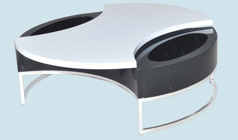 Amazing Top Swivel Coffee Tables Intended For Bw Coffee Table (View 18 of 50)