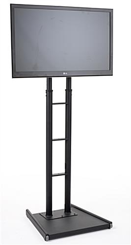 Amazing Top Tall TV Stands For Flat Screen Throughout Large Tv Stand For 32 To 65 Screens W Tall Adjustable Design (Image 3 of 50)
