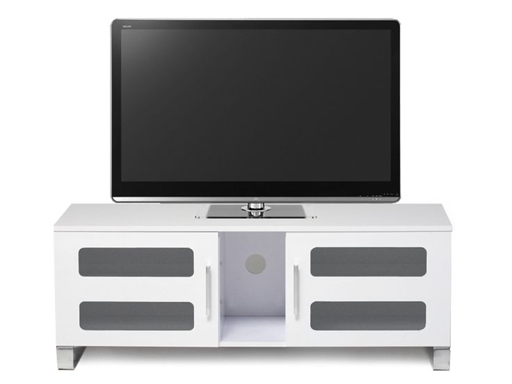 Amazing Top White TV Stands For Flat Screens Intended For Best 25 Wooden Tv Stands Ideas On Pinterest Mounted Tv Decor (Image 5 of 50)