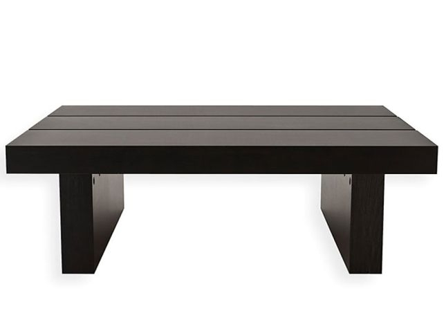 Amazing Trendy Black Wood Coffee Tables With Regard To Coffee Table Glamorous Dark Wood Coffee Table Living Room Square (Image 6 of 40)