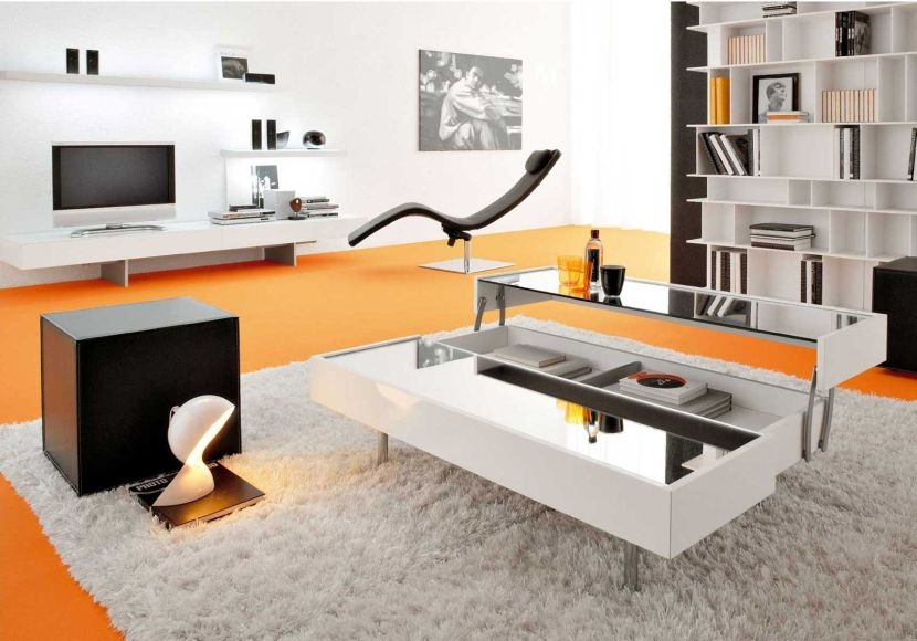 Amazing Trendy Glass Lift Top Coffee Tables Throughout Lift Top Coffee Table Modern Table And Estate (Image 4 of 40)