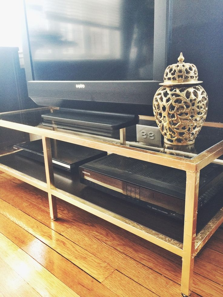 Amazing Trendy Gold TV Cabinets Throughout Best 25 Ikea Tv Stand Ideas On Pinterest Ikea Tv Living Room (Image 4 of 50)
