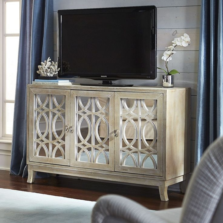 Amazing Trendy Gold TV Stands In Tv Stands Awesome Whitewash Tv Unit 2017 Design Whitewash Tv (Image 6 of 50)