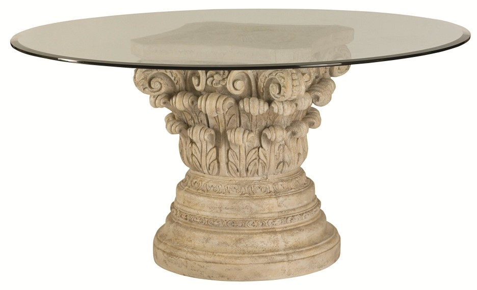 Amazing Trendy Round Slate Top Coffee Tables Inside Round Stone Table Top (Image 7 of 40)