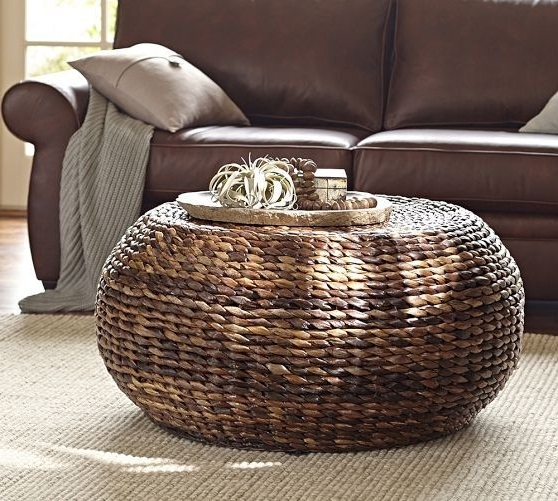 Featured Image of Round Woven Coffee Tables