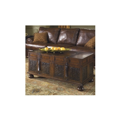 Amazing Trendy Storage Coffee Tables For World Menagerie Andalusia Storage Coffee Table Trunk Reviews (View 35 of 50)