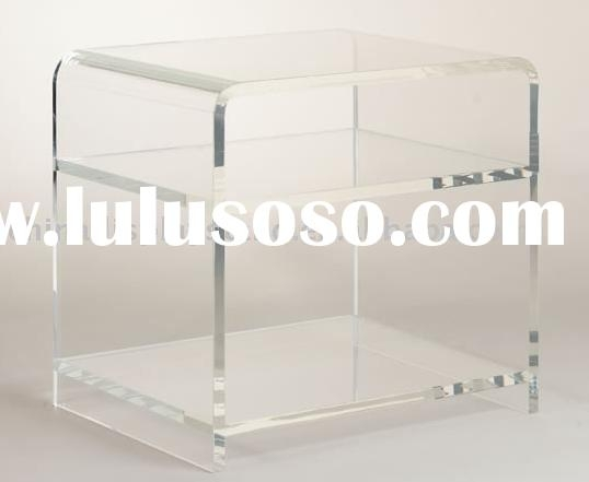 Amazing Unique Acrylic TV Stands Inside Lucite Tv Stand Lucite Tv Stand Manufacturers In Lulusoso (Image 3 of 50)