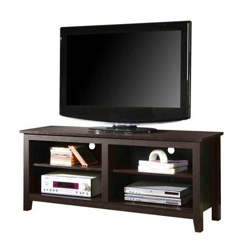 Amazing Unique Cheap Oak TV Stands Throughout Best Tv Stands For 55 Inch Tv Top 5 Of 2017 Updated (Image 4 of 50)