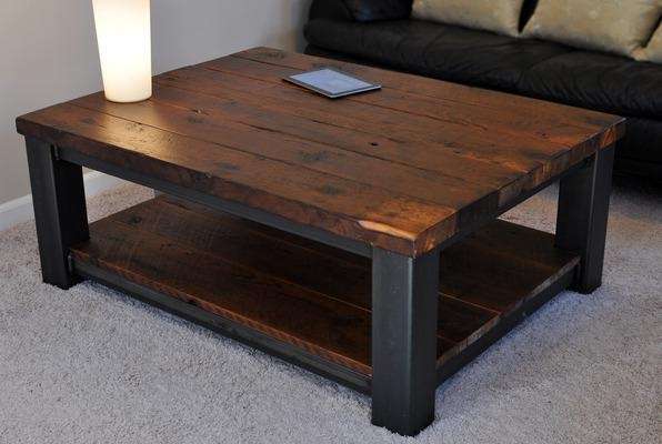 Featured Image of Elegant Rustic Coffee Tables