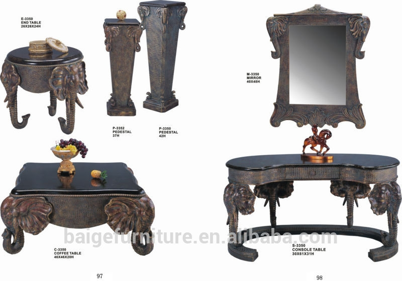 Amazing Unique Elephant Coffee Tables For Bent Plywood Chinese Antique Decorative Wooden Elephant Coffee (Image 4 of 50)