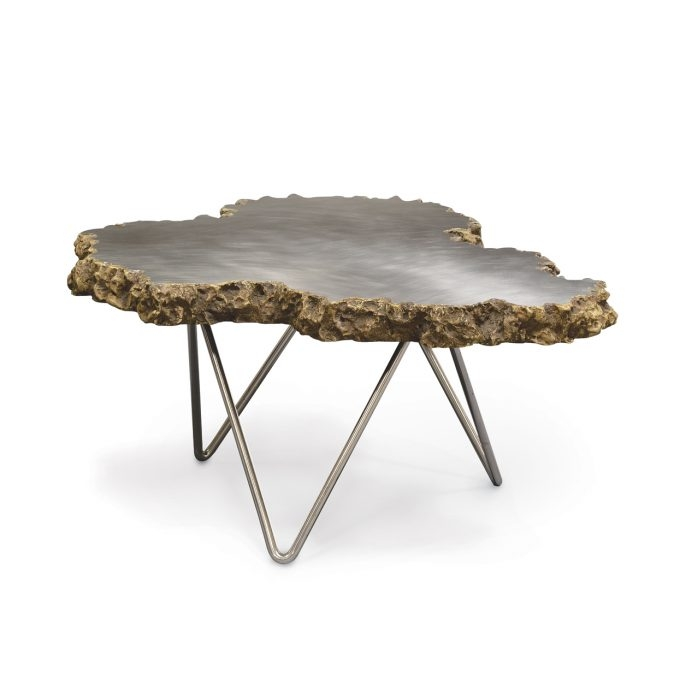 Amazing Unique Glass And Stone Coffee Table In Furniture Appealing Ideas Of Furniture In Your Home With Stone (Image 3 of 50)