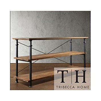 Amazing Unique Industrial TV Stands Intended For Amazon Tribecca Home Industrial Tv Stand This Stylish (Image 7 of 50)