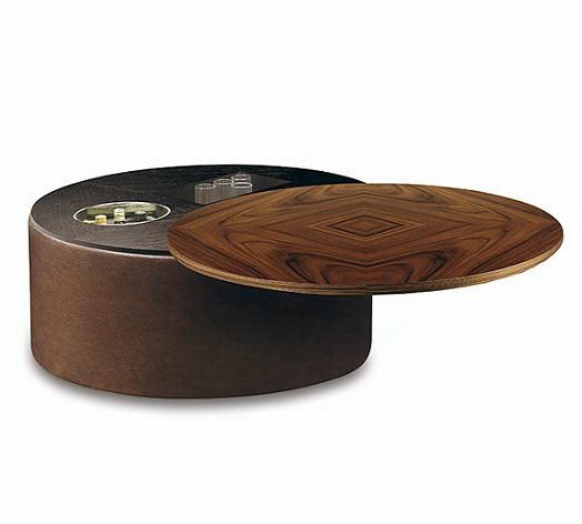 Amazing Unique Round Coffee Tables With Storages With Regard To Narrow Coffee Table With Storage (Image 2 of 50)