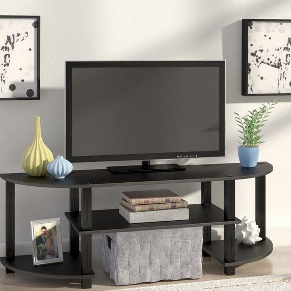 Amazing Unique Rustic 60 Inch TV Stands For Tv Stands Under 100 Youll Love Wayfair (Image 4 of 50)