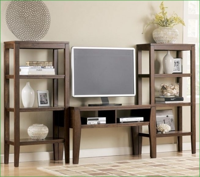 Amazing Unique TV Stands Bookshelf Combo With Tv Stand Bookcase Combo Home Design Ideas With For 60 Stands (Image 9 of 50)