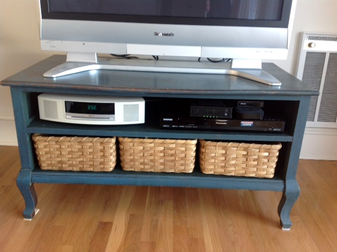 Amazing Unique TV Stands With Baskets In Entertainment Stand Custom Storage Baskets Joannas Collections (Image 3 of 50)
